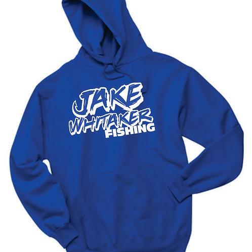 Jake Whitaker Fishing Hoodie