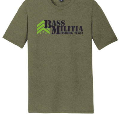 Bass Militia Tshirts