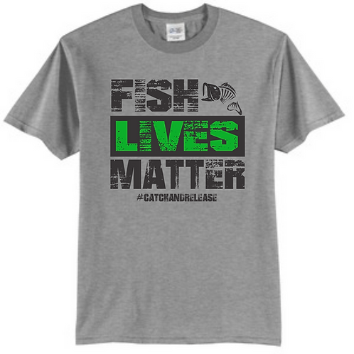 Fish Lives Matter Tee