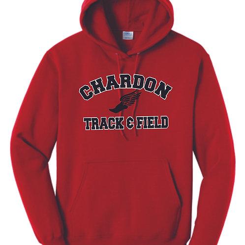 Chardon Track Hoodie