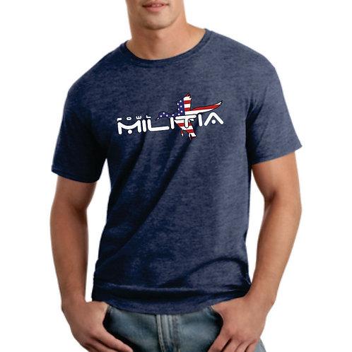 Fowl Militia American PrideTee