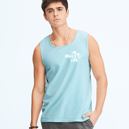 Great Life Pigment Dyed Tank Top