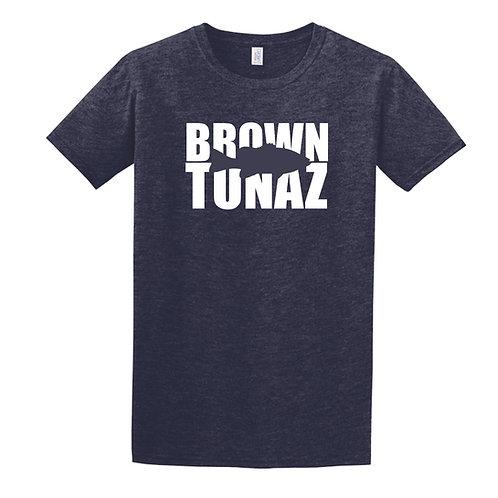 Brown Tunaz Tee