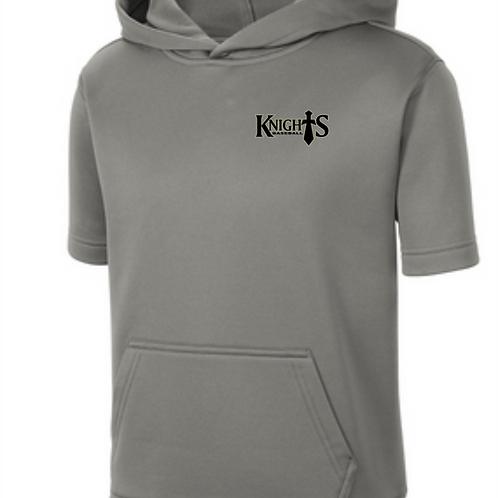 Geauga Knights Short Sleeve hoodie