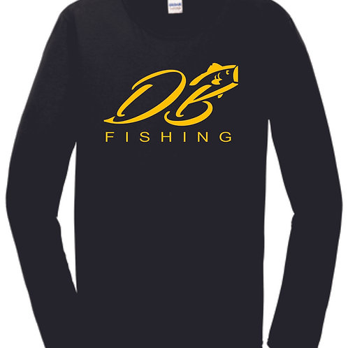 Drew Benton Fishing Long Sleeve Tee
