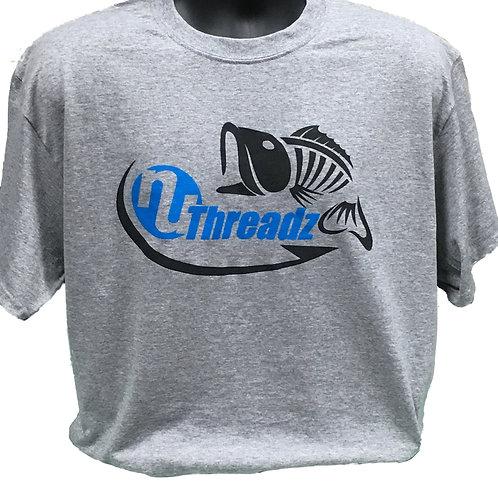 T-Shirt Fish Logo