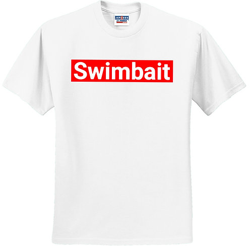 Swimbait Tee by Fat Cat