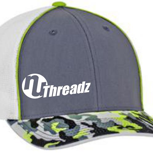 Camo Brim Hat