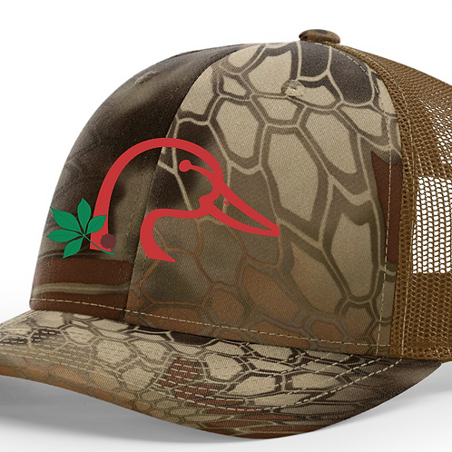 OSU Ducks Unlimited Trucker Hat