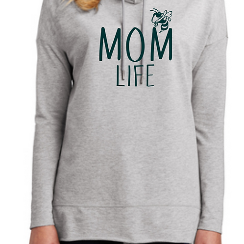 St Helen Mom Life French Terry Hoodie