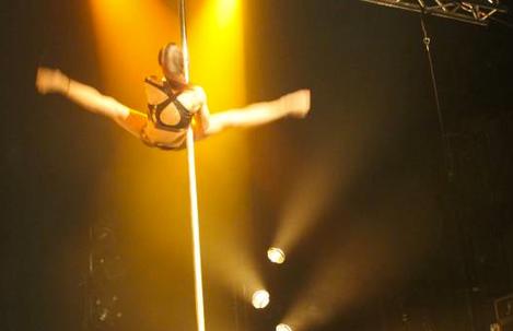 Un joli reportage sur la Pole Dance par Ilosport