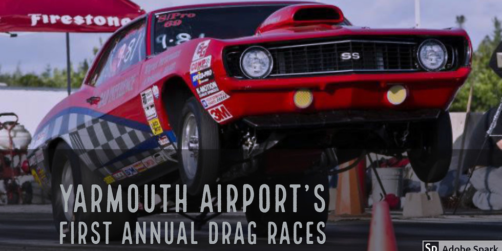 Yarmouth Airport's 1st Annual Drag Races
