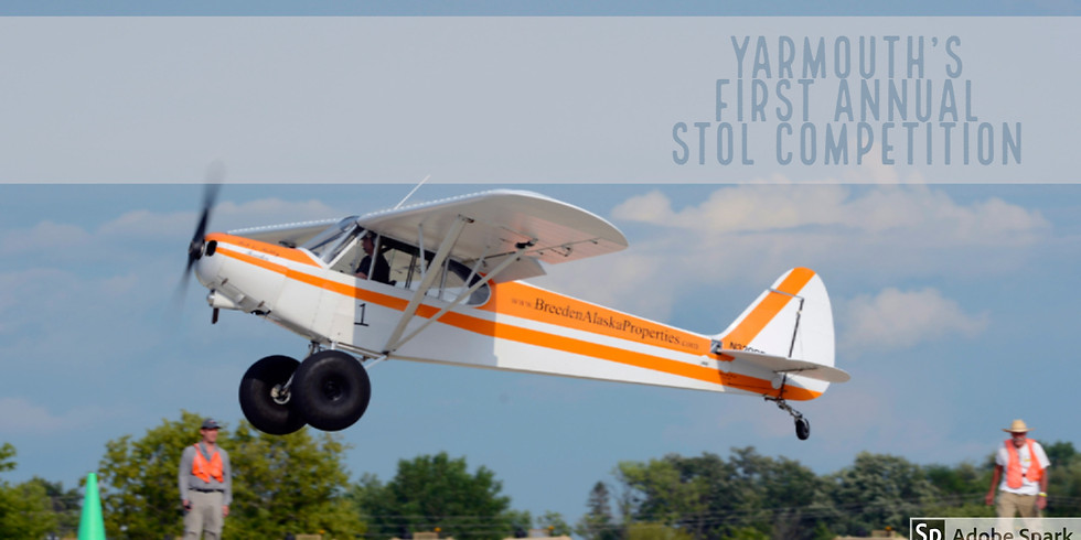 Yarmorth's First Annual STOL Competition