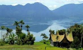 Bukit Tinggi Padang, Sumatera