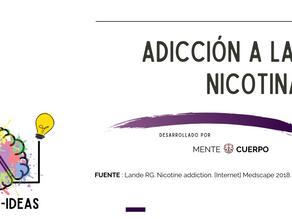 Adicción a la nicotina
