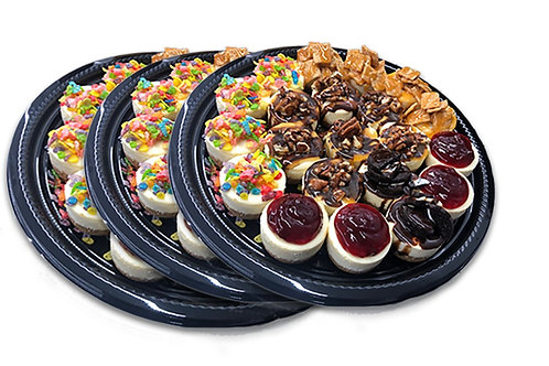 Medium Cheesecake Mini Platter