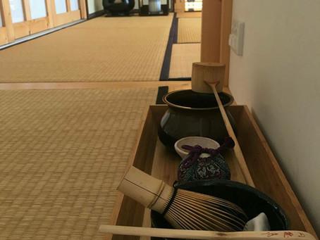 Chakai : Tea ceremony party on 29th April 2018