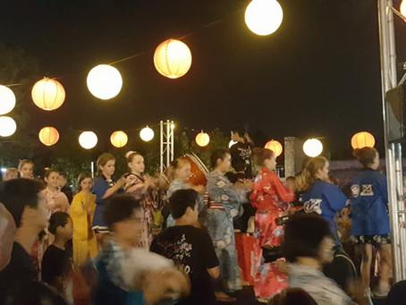 Kisaragisai : Japanese festival in Brisbane