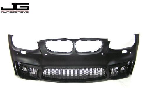 Front Bumper For BMW E93 LCI Fog Type F82 M4 Look, w_o Sensor