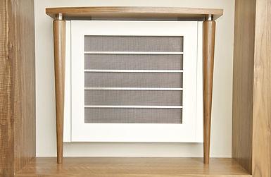 Contemporary Bespoke Radiator Cabinets