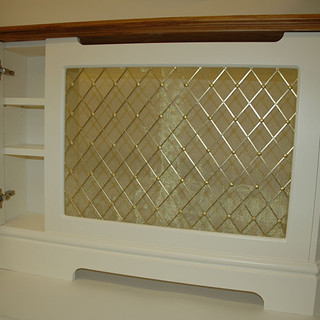 Traditional Radiator Cabinet