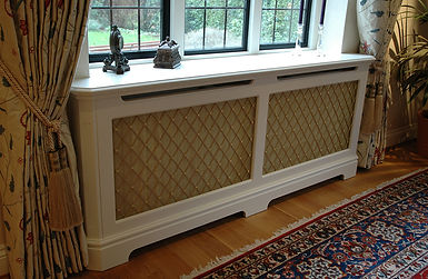 Traditional Bespoke Radiator Cabinets