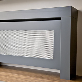 Contemporary Radiator Cabinet