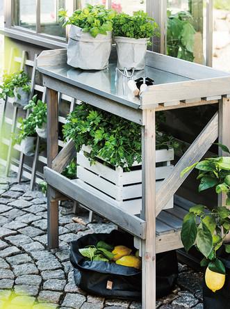 ガーデンワークテーブル