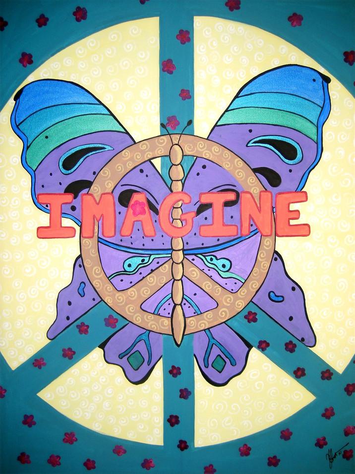 Imagine Butterfly
