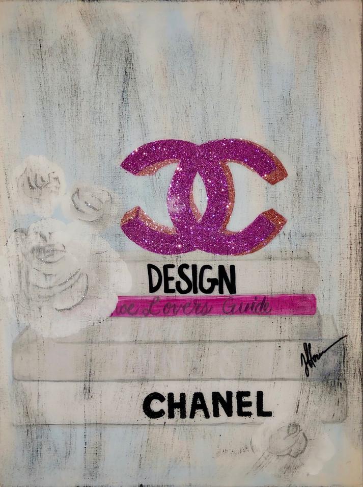 Chanel Bookstack