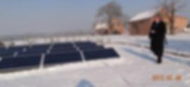 IQ Radiant Glass Solar Field