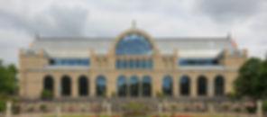 Neue Flora Cologne/DE - Jansen Steel Windows