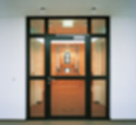 Jansen 2 FR Fire Rated Swing Doors