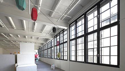 IQ Radiant Glass Jansen Primo Steel Windows