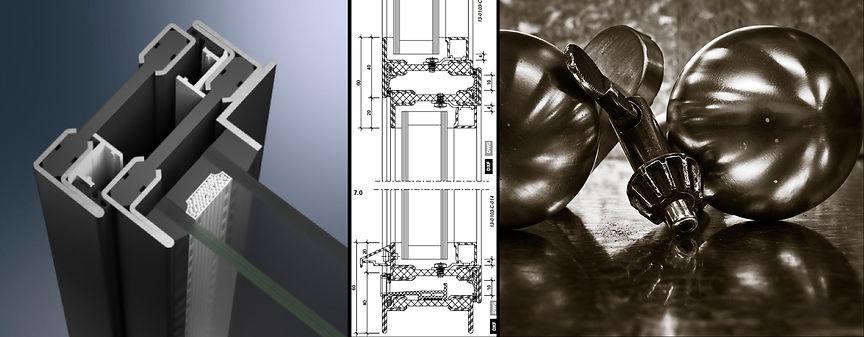 Jansen Steel Arte - IQ Radiant Glass