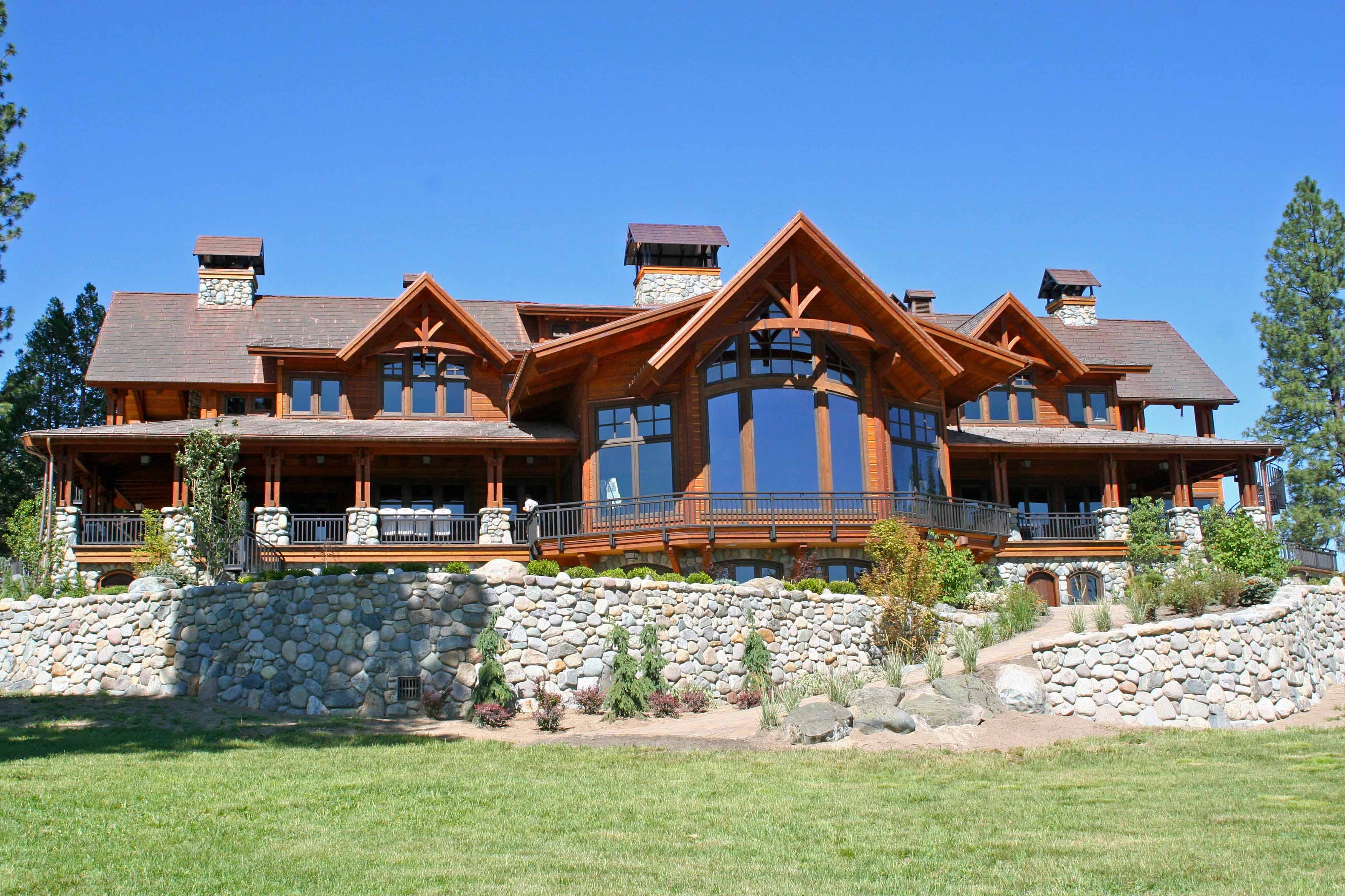 IQ  Lake Tahoe house