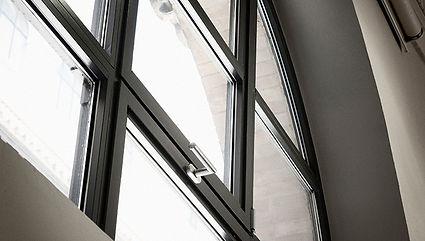 IQ Radiant Thermal Dynamic Windows - Jansen ECO 50 System