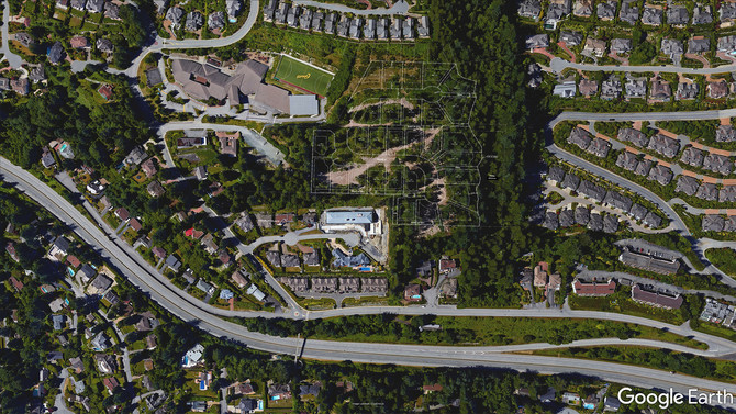 $108 million dollar subdivision in West Vancouver