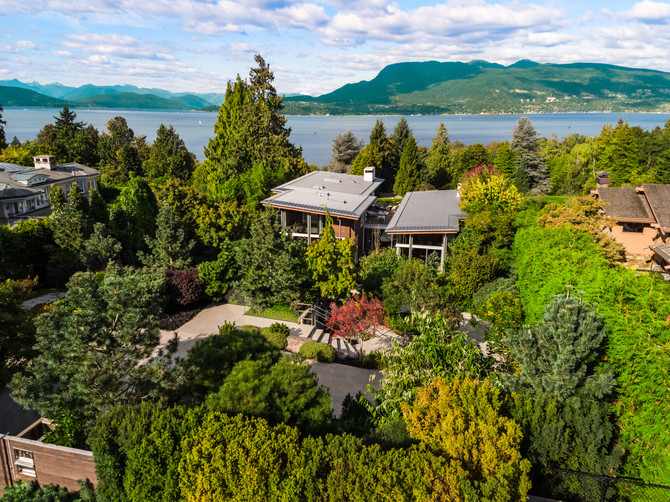 PACIFIC SPIRIT ESTATE PROPERTY PHOTOGRAPHY