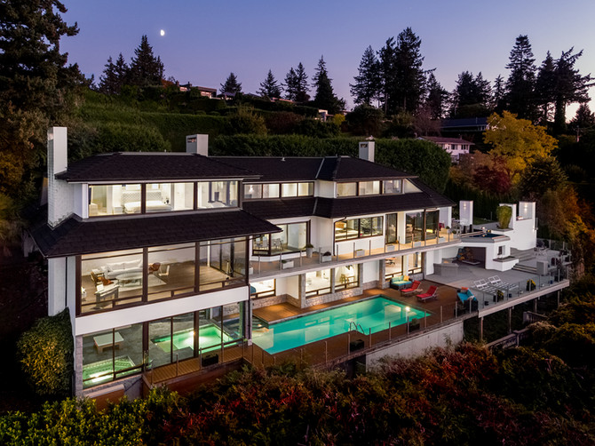 Luxury Entertainers Estate// West Vancouver// Property Video