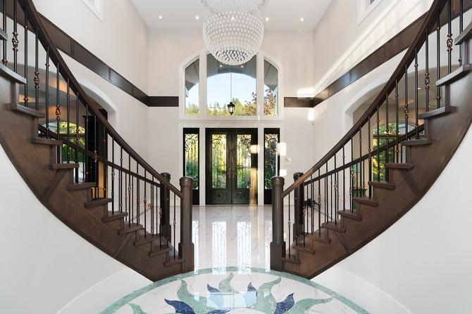 Stunning 12,000+ sqft Manson in West Vancouver Luxury Estate