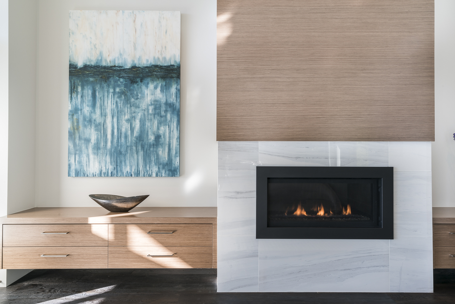 fireplace details in coquitlam