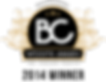 BC Wedding Awards Winner