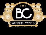 BC Wedding Awards Winner