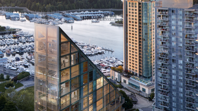 Terrace House //World's Tallest Hybrid Timber Structure Coming to Vancouver