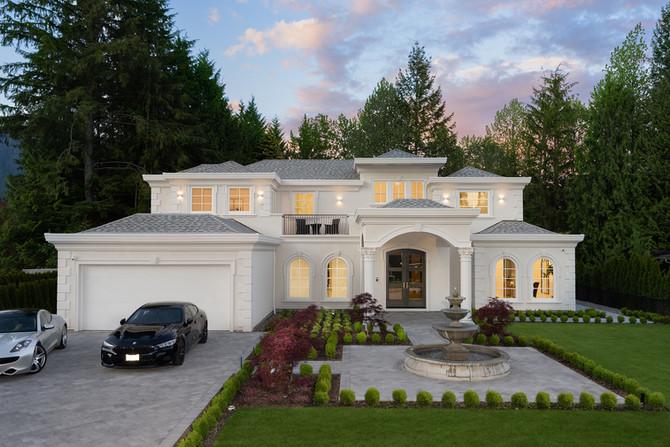 CHATEAU BLANC in prestigious British Properties