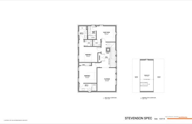 Stevenson Second Floor