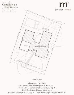 4206 Venado Dr Site Plan