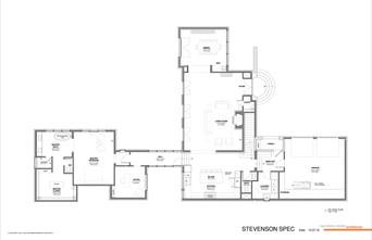 Stevenson First Floor