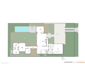 Stevenson Site Plan